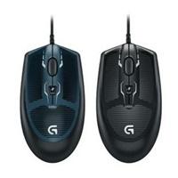 罗技G100S LOL WOW CF 魔兽 dota 有线电竞游戏鼠标  全国联保3年 全新盒装行货