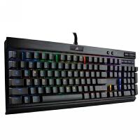 美商海盗船K70RGB银轴茶轴红轴青轴cherry樱桃轴机械键盘台式游戏