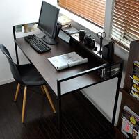 择木宜居 组合书桌 台式电脑桌子办公桌 写字台电脑台