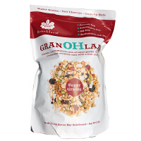 【澳洲直邮】brookfarm granohlaah营养坚果谷物水果混合麦片granohlaah 1.3kg