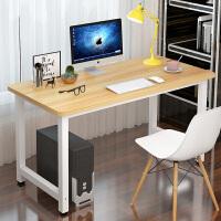 亿家达电脑桌 台式家用办公桌书桌现代简约简易钢木 转角电脑桌