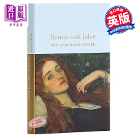 Collectors Library系列:罗密欧与朱丽叶 英文原版 英文文学 Romeo and Juliet 莎士比亚 William Shakespeare