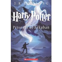 英文原版 Harry Potter and the Prisoner of Azkaban 哈利波特与阿兹卡班的囚徒