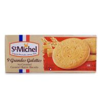 【春播】法国圣米希尔焦糖味黄油曲奇饼干150g