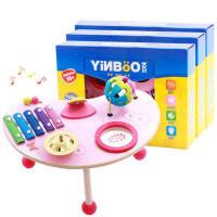 米米智玩 5音阶多功能敲琴组合益智玩具儿童玩具男女宝宝生日礼物1-3岁六一节玩具礼物