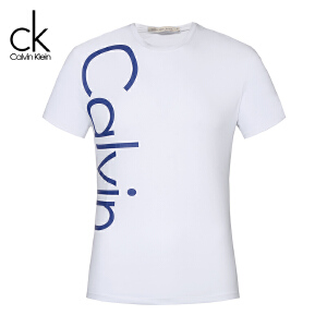 CKJ 短袖 T恤 男士 Calvin Klein Jeans夏季新款 36-5-5-MK0398D021