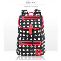 双肩包 旅行包 背包 韩版双肩包 学院风高中学生书包女 时尚休闲背包潮