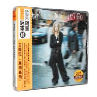 艾薇儿 Avril Lavigne: 展翅高飞 Let Go  CD