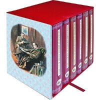 福尔摩斯6册金边收藏套装 英文原版 Sherlock Holmes 6-Book Boxed Set (Collectors Library) 侦探小说圣经之作 精装金边合集