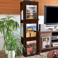 择木宜居家具置物架子 饰物架 书架收纳架陈列架