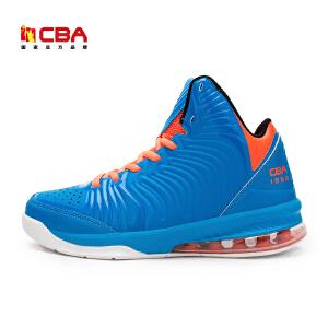CBA男子篮球鞋 男款气垫减震耐磨防滑篮球比赛用鞋篮球训练鞋
