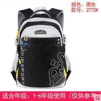 双肩包 背包 儿童书包1-3-6年级小学生减负双肩背包女童男孩卡通韩版 多功能箱包