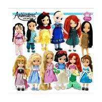 Disney迪斯尼/迪士尼动画师沙龙娃娃苏菲亚沙龙娃娃 白雪公主多款可选