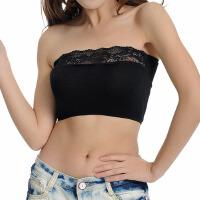 [两件装]内慧 女 莫代尔 防走光保护 裹胸 文胸内衣打底抹胸 SY1002