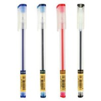 晨光优品系列中性笔 AGP62801 黑色 蓝色 墨蓝色 0.5mm