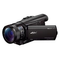索尼(SONY)FDR-AXP55 4K高清数码摄像机 内置64G内存 5轴防抖 20倍光学变焦 蔡司镜头 内置投影 WIFI/NFC