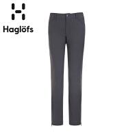 Haglofs火柴棍女款修身防风防泼软壳裤603126