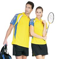 满百包邮  正品佛雷斯/FLEX女款羽毛球短袖 T恤QW9046B