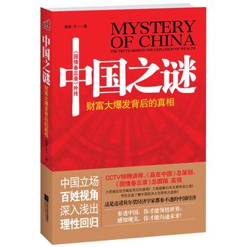 中国之谜:财富大爆发背后的真相:the truth behind the explosion of wealth:《国情备忘录》外传 高强,于一 9787539949802