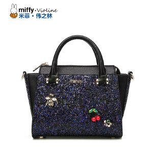 Miffy 米菲2016秋新款女包新款女士包包手提包女单肩包通勤包潮