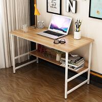 亿家达 台式电脑桌子办公桌写字台电脑台书桌