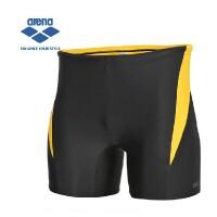 Arena阿瑞娜 男士运动休闲平角泳裤 弹舒适耐穿抗氧化游泳