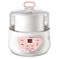 快乐一叮 DDZ-909(BB煲)隔水小电炖锅迷你电炖盅宝宝煮粥锅婴儿煲