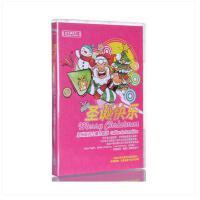 正版汽车cd车载音乐快乐唱英文5 圣诞快乐加州阳光儿童合唱团1CD