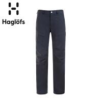 【领卷满400减100】Haglofs火柴棍男款舒适耐用徒步速干长裤602070