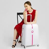 DELSEY法国大使拉杆箱可拆洗内衬行李箱万向轮旅行箱