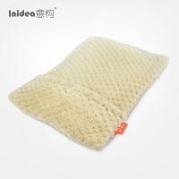 意构超柔毛绒电热水袋套子 可拆洗暖手宝外套 暖宝宝耐脏布套