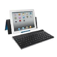 Logitech/罗技平板电脑键盘 iPad2/iPhone4s/iPodTouch*无线蓝牙键盘 全国联保 全新盒装正品