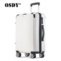 OSDY拉杆箱金属包角行李箱万向轮旅行箱A817