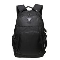 瑞士军刀双肩包15寸电脑包多功能双肩包背包旅行包学生包 潮 SA-008