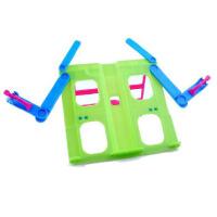 矫姿宝儿童读书架 展示架 阅读架 折叠 读书架 ipad支架 多功能