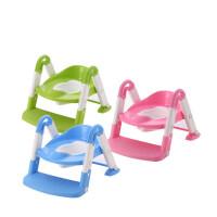 宝贝时代 儿童坐便器马桶圈 宝宝座便凳 婴幼儿马桶坐便圈马桶梯