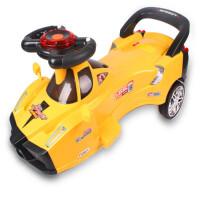 A+B 2824法拉利儿童扭扭车 儿童健身车音乐方向盘 全新料