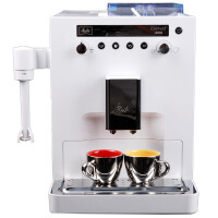 【当当自营】  德国Melitta/美乐家 E960-102 全自动咖啡机 CAFFEO德国品牌家用/商用/办公进口咖啡机