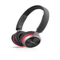 【当当自营】EDIFIER漫步者 K710P耳机头戴式电脑游戏手机耳麦酷黑红