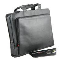 ThinkPad笔记本包 原装便携式笔记本皮包(ibm经典款小红点设计皮包),12英寸笔记本适用,泰格斯代工