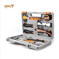 德国圣德保罗 SD-008 家用维修五金工具套装工具箱 28件德国工艺 家居必备