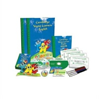 包邮【剑桥少儿英语】预备级 学生包 (含:VCD光盘1张、CD-ROM光盘2张、磁带4盒、词汇卡、词汇手册)