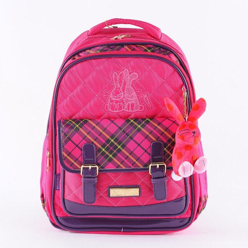 菲比 男女小学生书包 儿童双肩包 时尚可爱背包