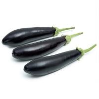 春播农庄有机栽培紫皮长茄400g