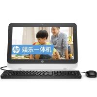 惠普(HP)20-r021cn 19.5英寸一体机电脑 (N3700 4GB 500GB 1GB独显 wifi 蓝牙 键鼠 win8.1)