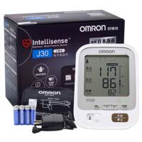 欧姆龙电子血压计J30智能家用上臂式 血压测量仪 新品上市