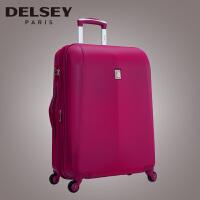 (可礼品卡支付)Delsey 法国大使拉杆箱 新款旅行箱 万向轮密码箱耐磨