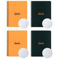 法国罗地亚Rhodia classic 笔记本 内页用完可撕 记事本 A5