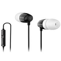 【当当自营】EDIFIER漫步者 K210电脑耳机双插头入耳式游戏耳麦酷黑