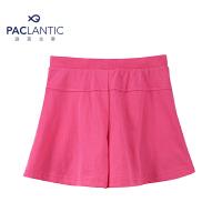 派克兰帝品牌童装 夏装女童时尚针织运动裙裤 女童夏裙裤短裤